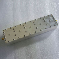 6696-6712MHz Waveguided Band Pass Filter