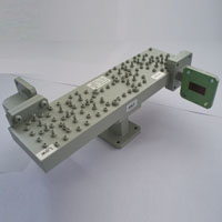 10970-11050MHz/11250-11350MHz Waveguided Diplexer