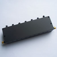 2400-2483MHz Cavity Band Rejection Filter