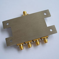 1.0-2.0GHz4 Way Power Divider