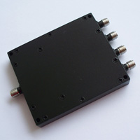 0.8-3.6GHz 4 Way Power Divider