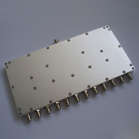2-6GHz 12 Way Power Divider