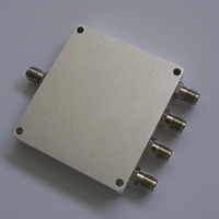 2.0-6.0GHz 4 Way Power Divider