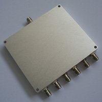 2-6GHz 6 Way Power Divider