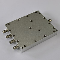 0.5-6GHz 4 Way Power Divider