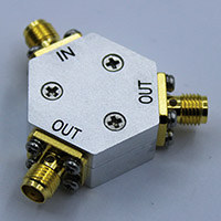 DC-18GHz_2 Way Resistance Power Divider