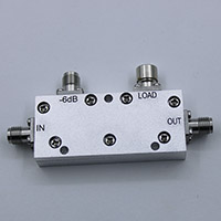 2-10GHz_6dB Directional Coupler